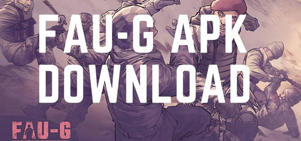 FAU-G OFFICIAL GAMEPLAY TRAILER APK download