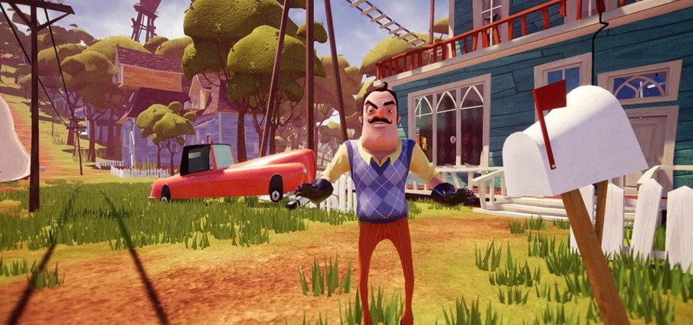 Hello Neighbor APK download