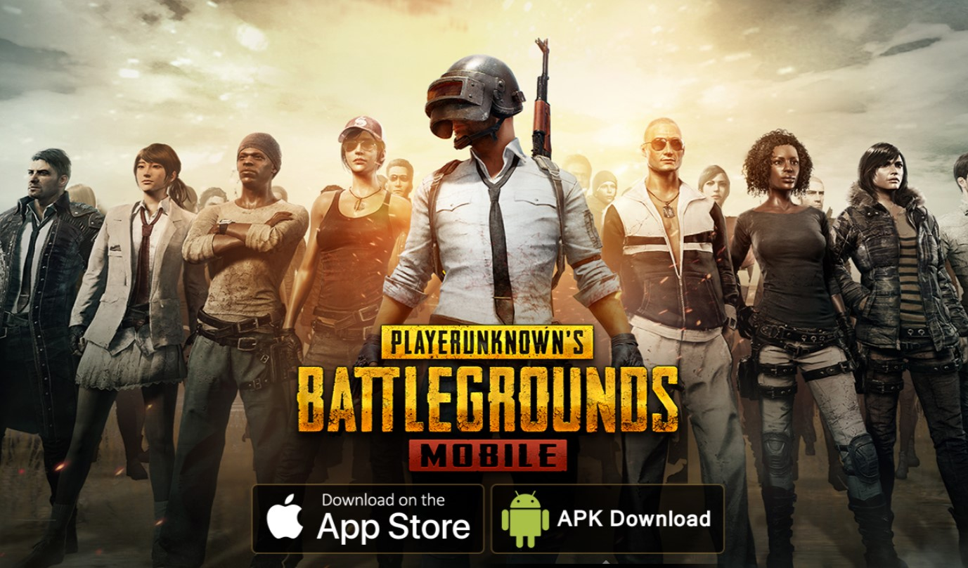 Download PUBG MOBILE 1.3 APK + OBB HUNDRED RHYTHMS Update