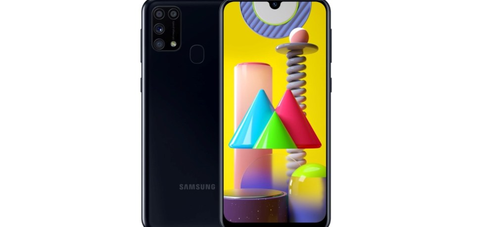 Samsung Galaxy M31 One UI 3.1