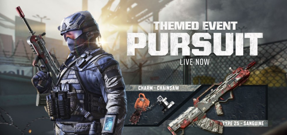 Call of Duty Mobile Season 2 Pursuit Event apk download