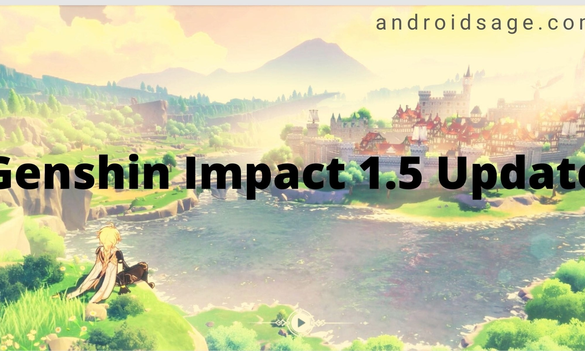 Genshin Impact 1.5 update