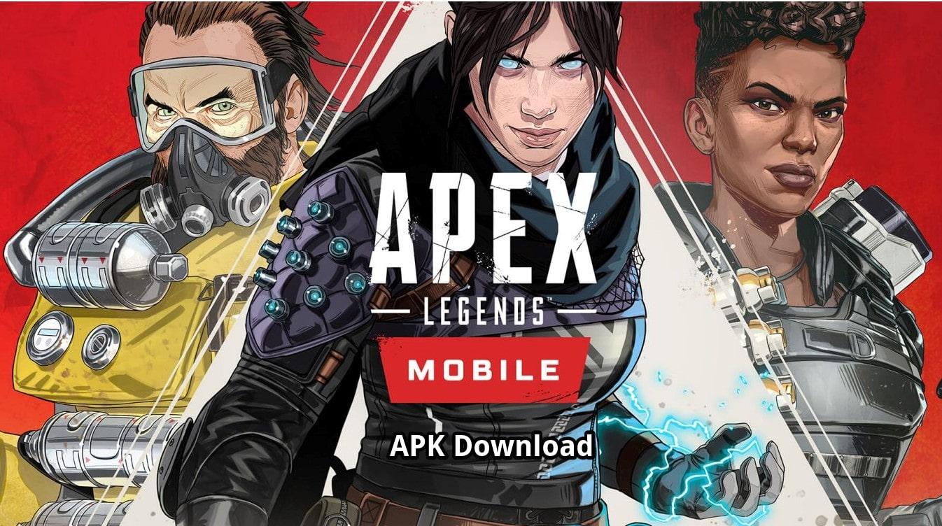 Apex Legends Mobile Download APK OBB-min