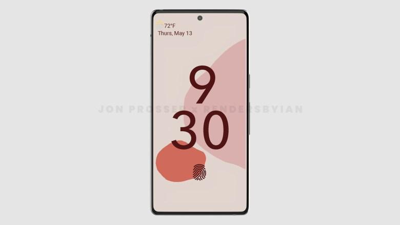 pixel 6 front