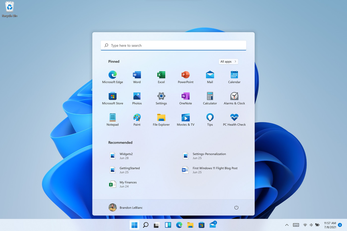 Download Windows 11 ISO Insider Preview Build 22000.65