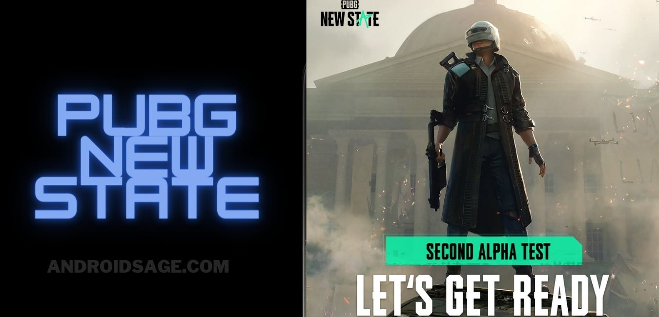 Download PUBG NEW STATE APK and OBB Second Alpha Patch 2 update