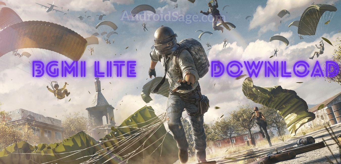 BGMI Lite Download - Battlegrounds Mobile India Lite