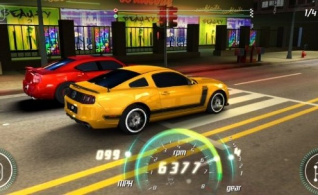 Mmo Drag Racing Game Nitro Nation In Beta Androidshock