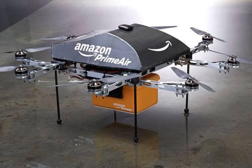 Amazon PrimeAir drone