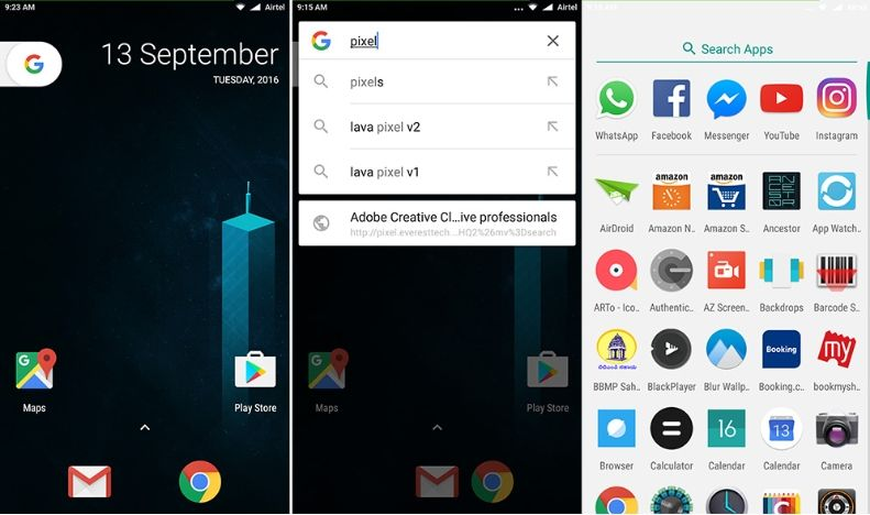 Pixel Launcher is the new name for Nexus Launcher, download APK here