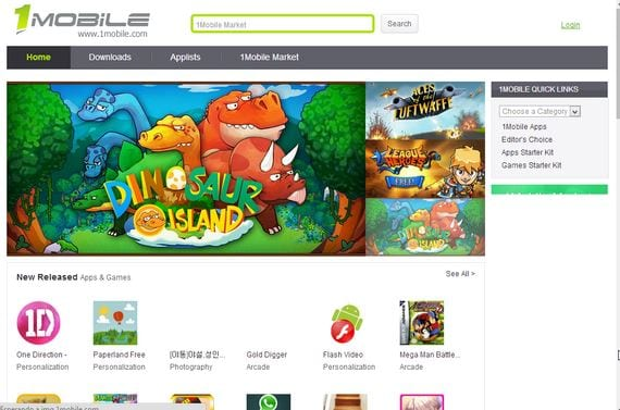 alternativas la tienda de aplicaciones de android play store 3 Alternativas a la tienda de aplicaciones de Android Play Store