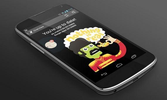 samsung galaxy s como actualizarlo a android cuatro tres con rom paranoid tres 1 Samsung® Galaxy S, como actualizarlo a Android® 4.3 con Rom Paranoid 3+