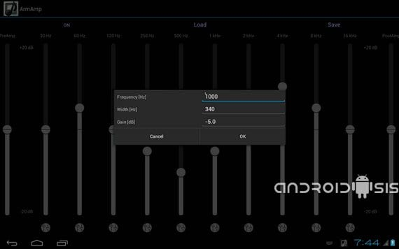 aplicaciones increibles para android armamp music player 2 Aplicaciones increíbles para Android, ArmAmp Music Player
