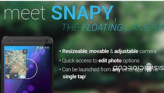aplicaciones increibles para android hoy snapy 5 Aplicaciones increíbles para Android, Hoy Snapy