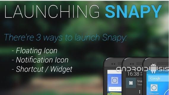 aplicaciones increibles para android hoy snapy 6 Aplicaciones increíbles para Android, Hoy Snapy