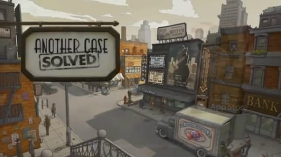Another Case Solved Screenshot 01 Another Case Solved, los detectives de Chillingo