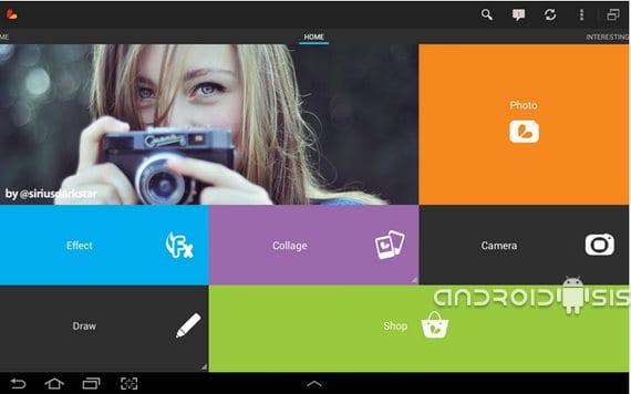 aplicaciones increibles para android hoy picsart photo studio 1 Aplicaciones increíbles para Android,  hoy PicsArt Photo Studio