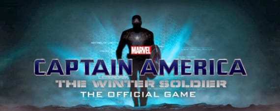 Capitan America Capitán América: El soldado de invierno obtendrá videojuego en Android®