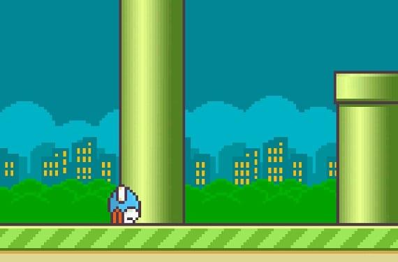 Flappy Cómo batir a vuestros amiguitos en Flappy Bird