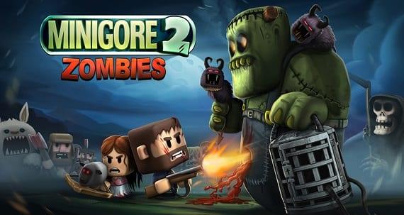 Mnigore dos Minigore 2: Zombies vuelve a estar habilitada en la Play Store