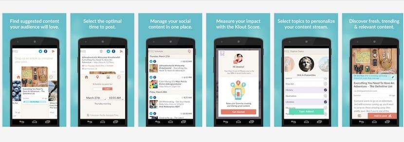 Klout Android Cómo medir tu influencia en redes sociales en Android