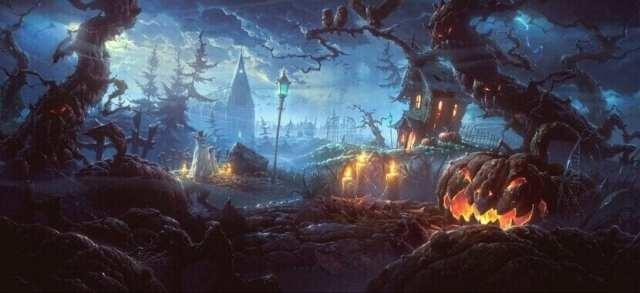 Fondo de pantalla para Halloween
