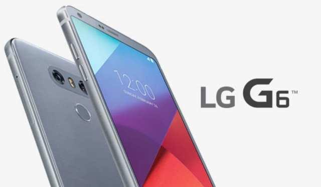 LG G6 smartmovil LG