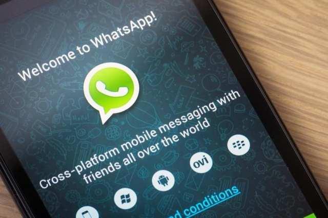 Instalación WhatsApp