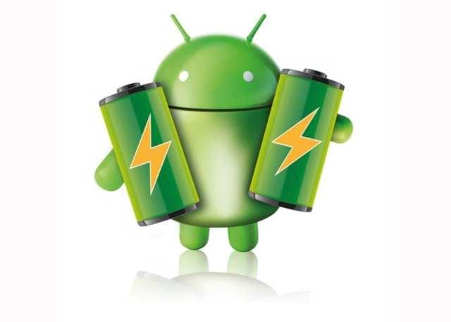 Batería en Android