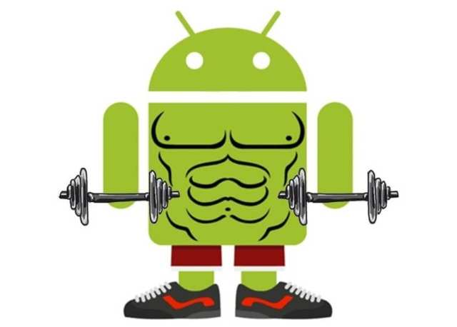 Hacer deporte Android