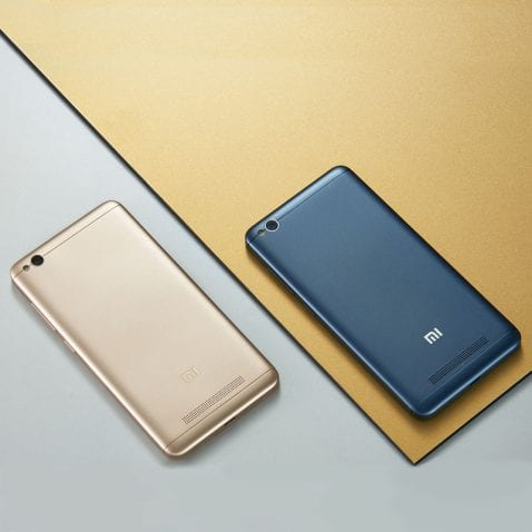 Xiaomi Redmi 4A Light in the Box