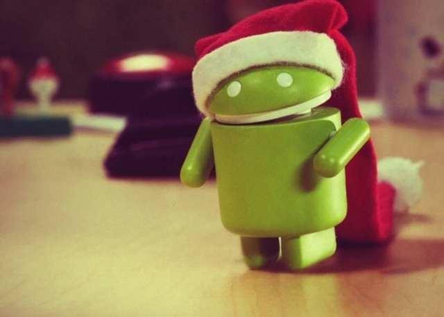 Felicitaciones Año Nuevo Android