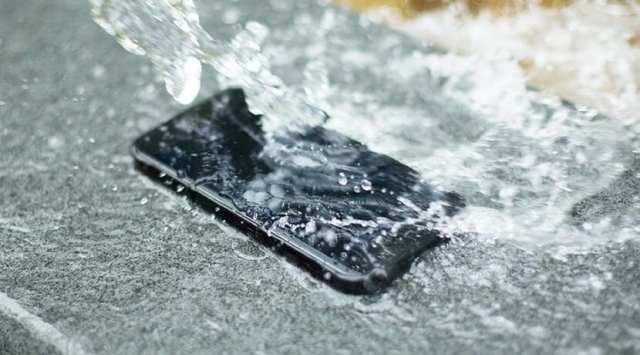Vernee Active resistencia agua
