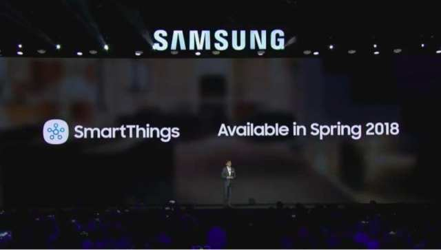SmartThings Samsung