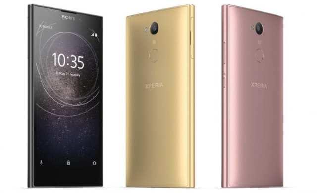 Sony Xperia(móvil) L2