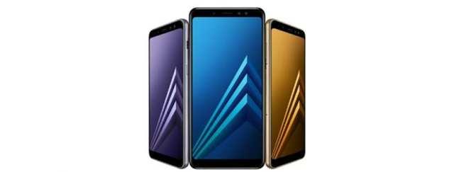 El Samsung℗ Galaxy℗ A8 (2018) se halla disponible en España