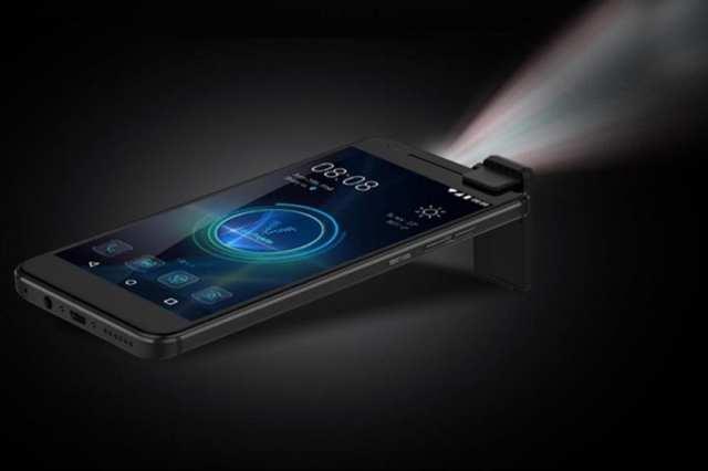 Moviphone, el nuevo smartmovil con reflector HD expuesto en el CES de Las Vegas