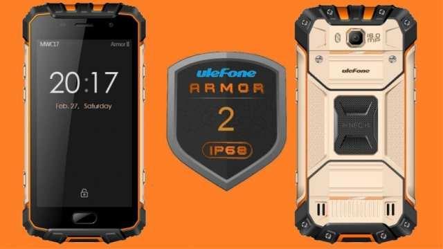 Diseño del Armor 2