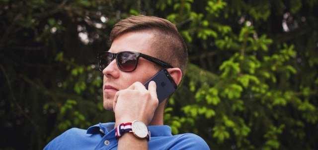 Llamar por teléfono