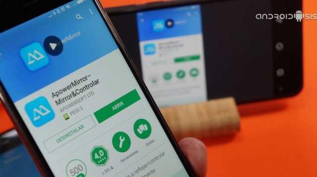 Mirroring Android: Cómo visualizar la pantalla de tu <stro data-recalc-dims=