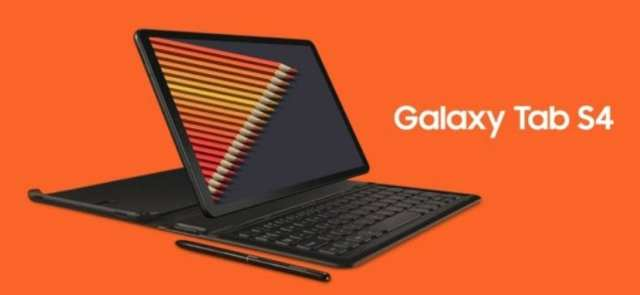 Samsung Galaxy℗ Tab S4