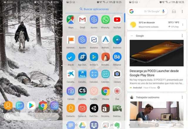 Ya puedes descargar Rootless Pixel Launcher desde la Google Play