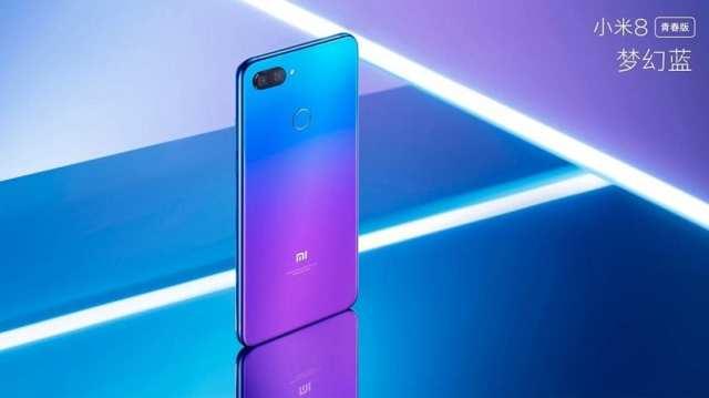 Xiaomi Mi 8 Lite Imagen