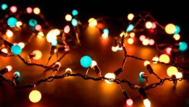 Las luces de navidad y los drones interfieren con una buena conexión wifi