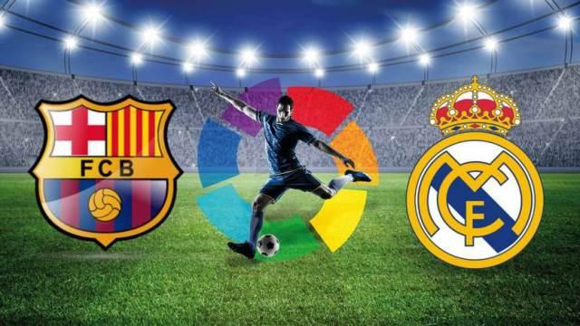 FC Barcelona vs Real Madrid (1)