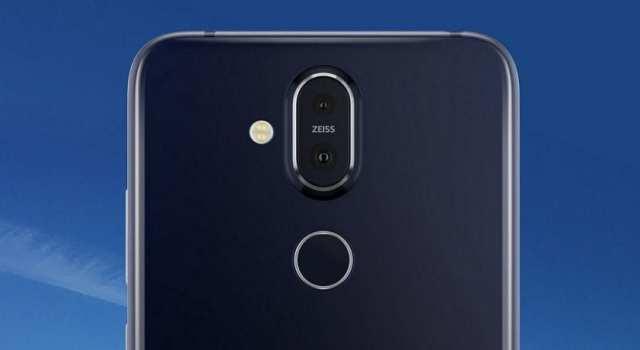 Nokia X7 cámaras