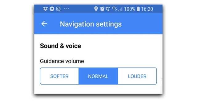Volumen voz