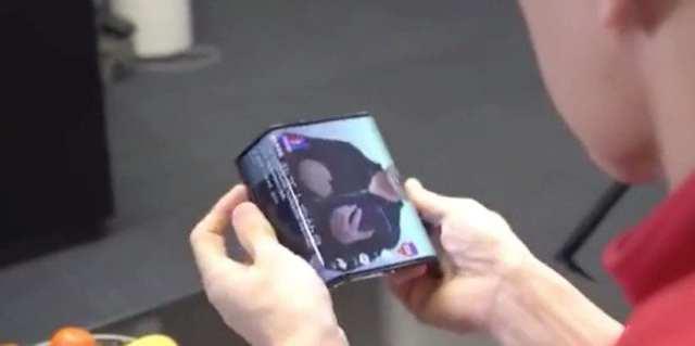 Xiaomi teléfono plegable