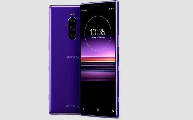 Sony Xperia(móvil) 1