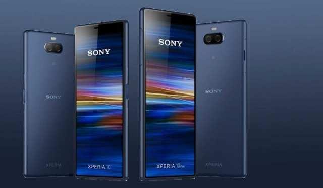 Sony Xperia(móvil) 10 y 10 Plus